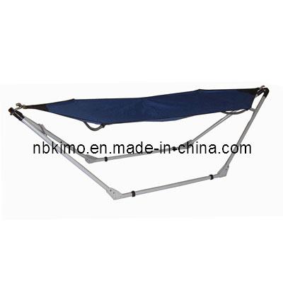 China Portable Folding Hammock Bed Metal Hammock 22185 China