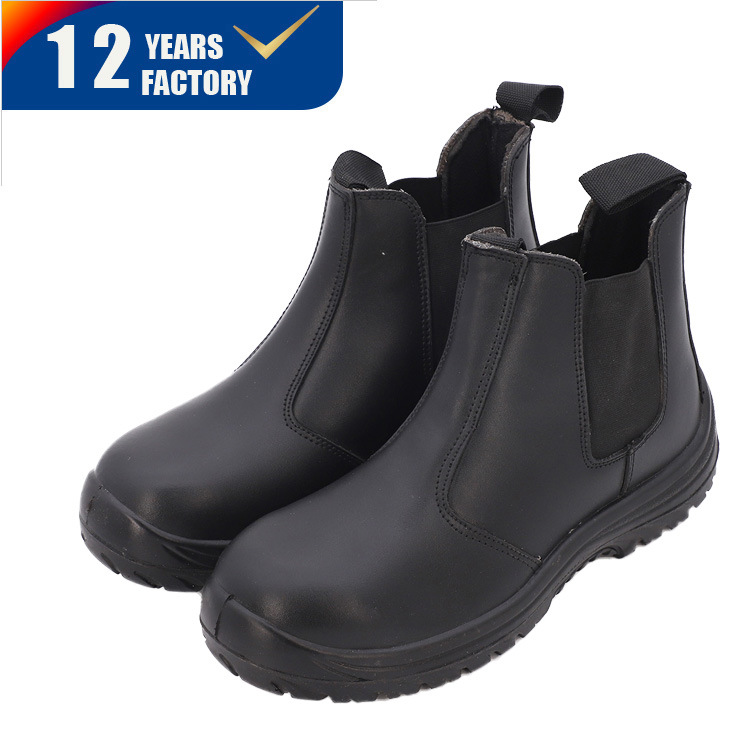 China Genuine Leather Middle Cut Mens