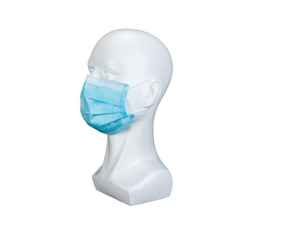 antibacterial face mask disposable