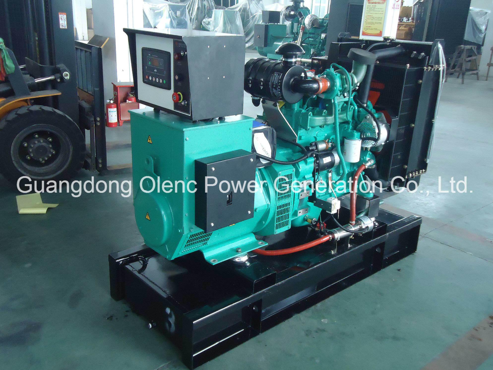 China Generator manufacturer Diesel Generator Set Cummins Power