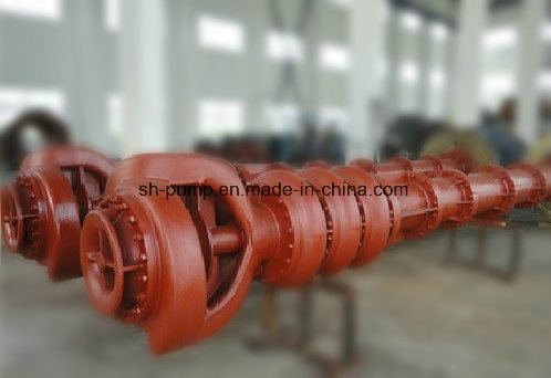 China Vertical Multistage Fresh Water Types Pump - China