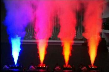 Guangzhou Baiyun District Popular 12/24PCS LED Vertical Smoke Machine with Ce RoHS pictures & photos