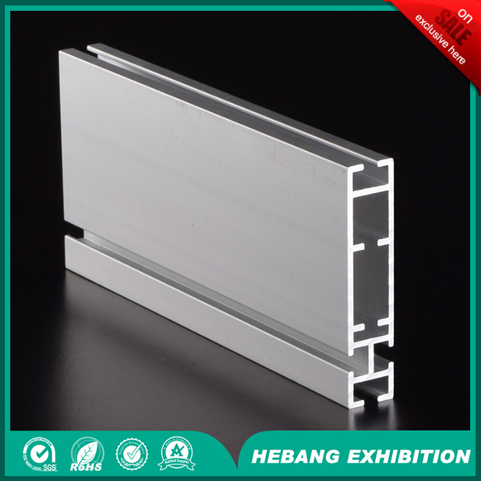 China Aluminum Frame 70mm 4 Slot Beam for Exhibition Booth - China ...