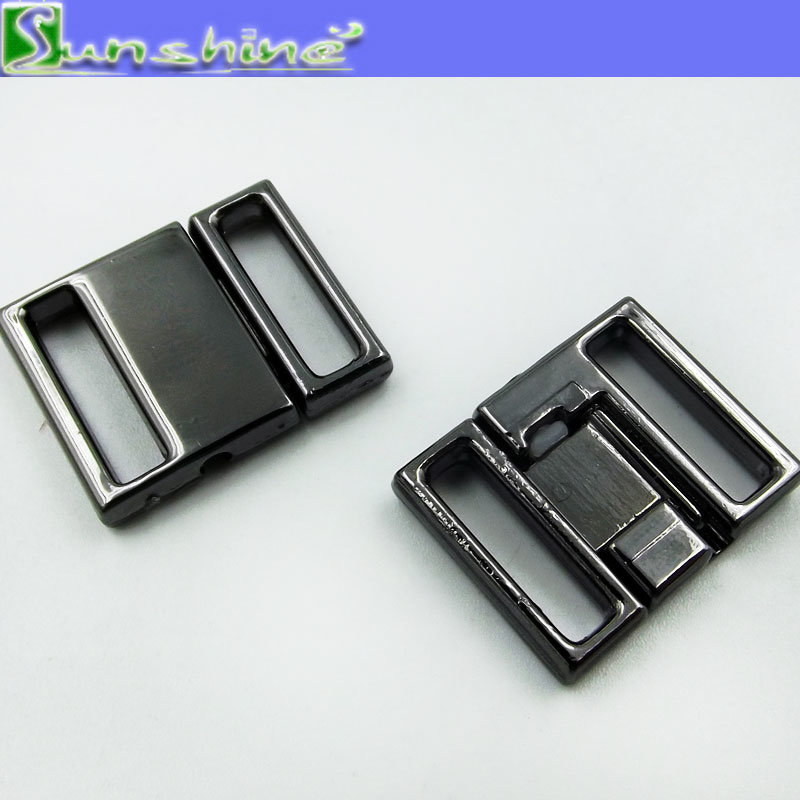 11mm Underwear Accessories Clip in Alloy Metal