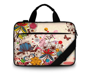 New Style Colorful 16.5 Inch Canvas Laptop Bag for Wholesale