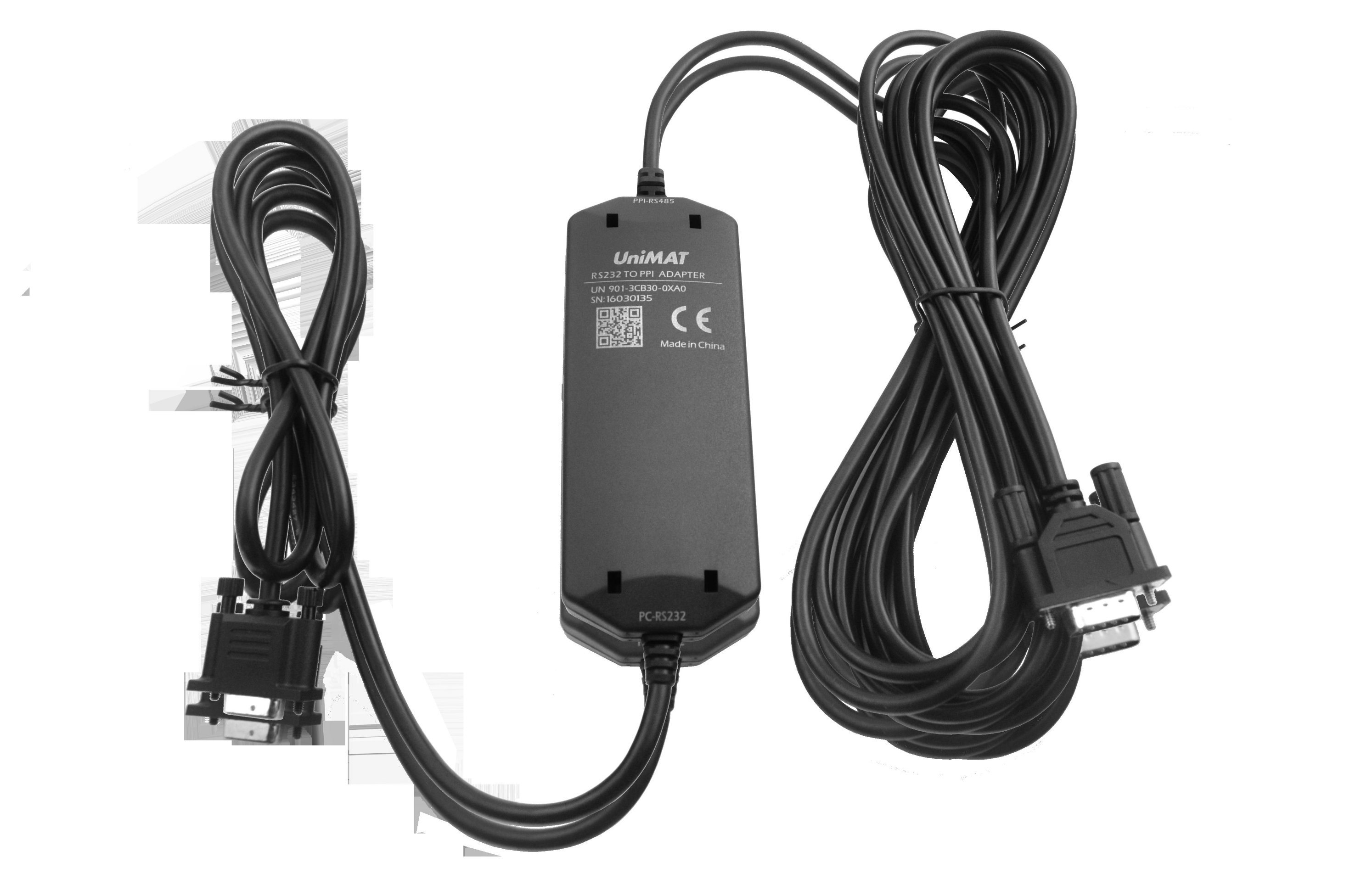 [Hot Item] Siemens S7 200 Programming Cable with 9 Pin RS232 PPI Serial Port