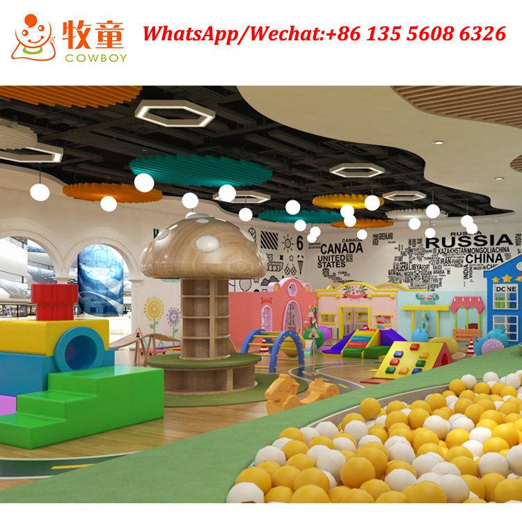 China New Modern Daycare Nursery