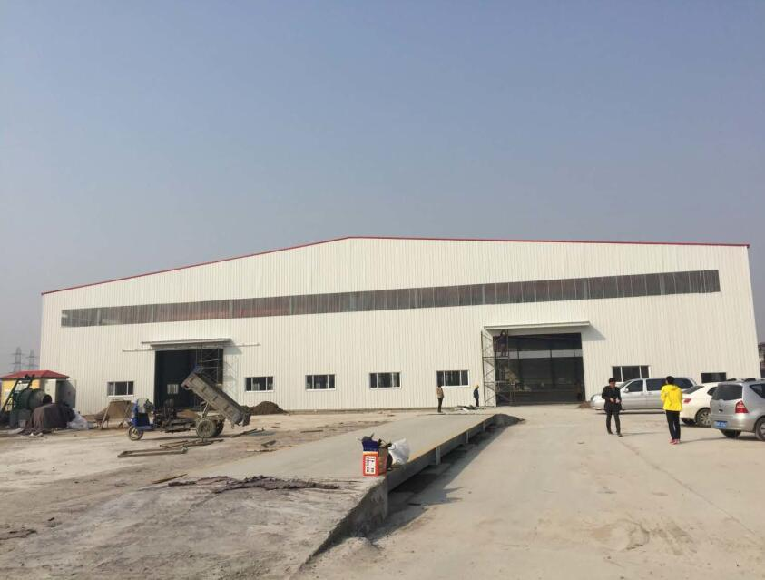 Workshop Warehouse Steel Structure Building with CE