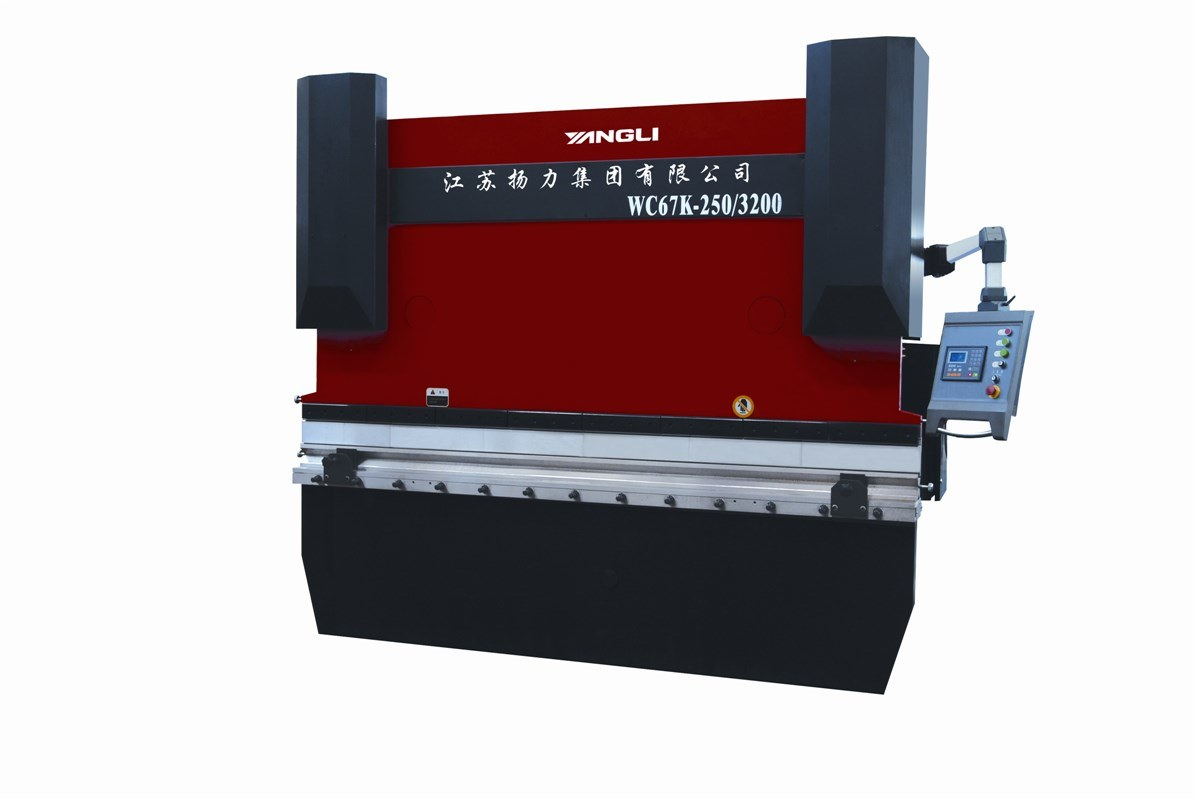 Wc67k Series Economic Type CNC Hydraulic Press Brake pictures & photos