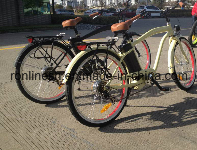 Vintage/Retro/Holland Style 200W/250W/350W E Bike/Pedalec/Electric Bicycle/Electric Bike/E Bicycle W En15194