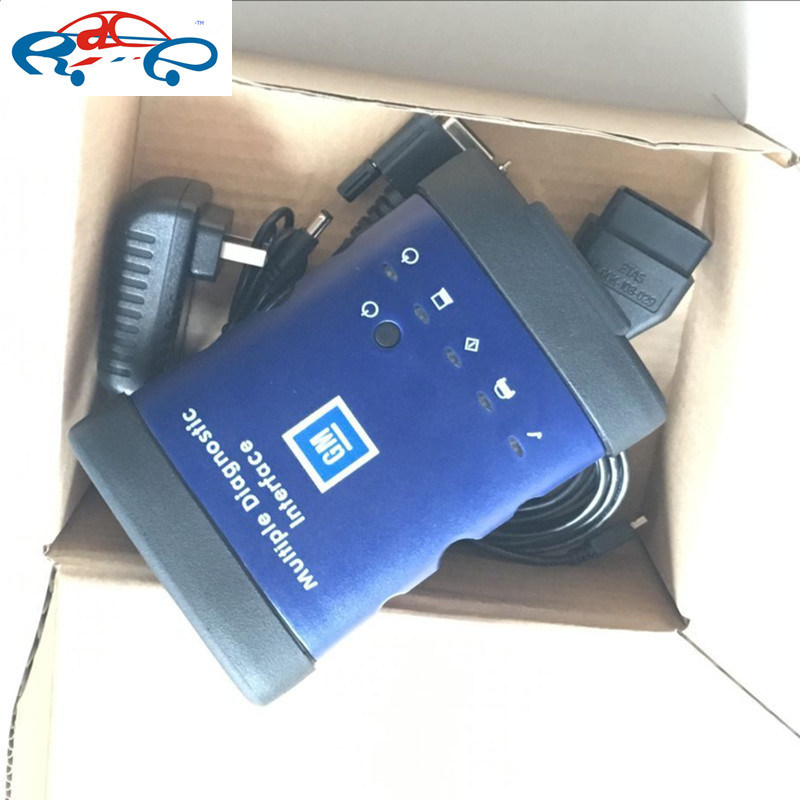 [Hot Item] GM Mdi WiFi Scanner with Software GM Mdi with 54GB WiFi Card  Interface for GM Mdi Multiple Diagnostic Tool