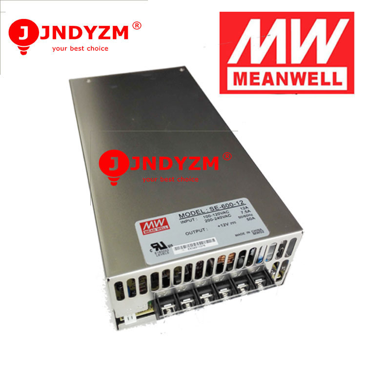 SE-600-48 SE60048 1PC NEW MeanWell Switching Power Supply free ship
