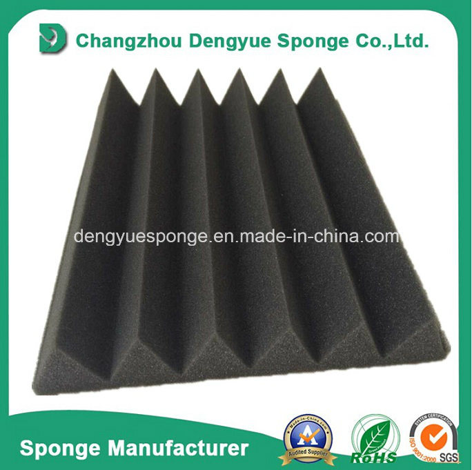 PU Fireproof Acoustic Panels Sound Absorbent Foam
