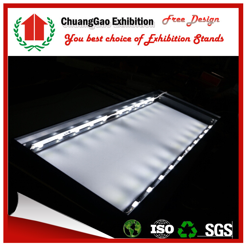 Display Advertising Fabric LED Light Box
