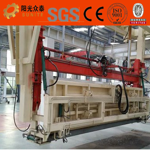 [Hot Item] Fly Ash Lightweight Concrete Auto AAC Block Manufacturers Machine