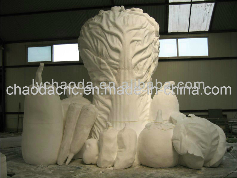 5 Axis Life Size Statue CNC Machine pictures & photos