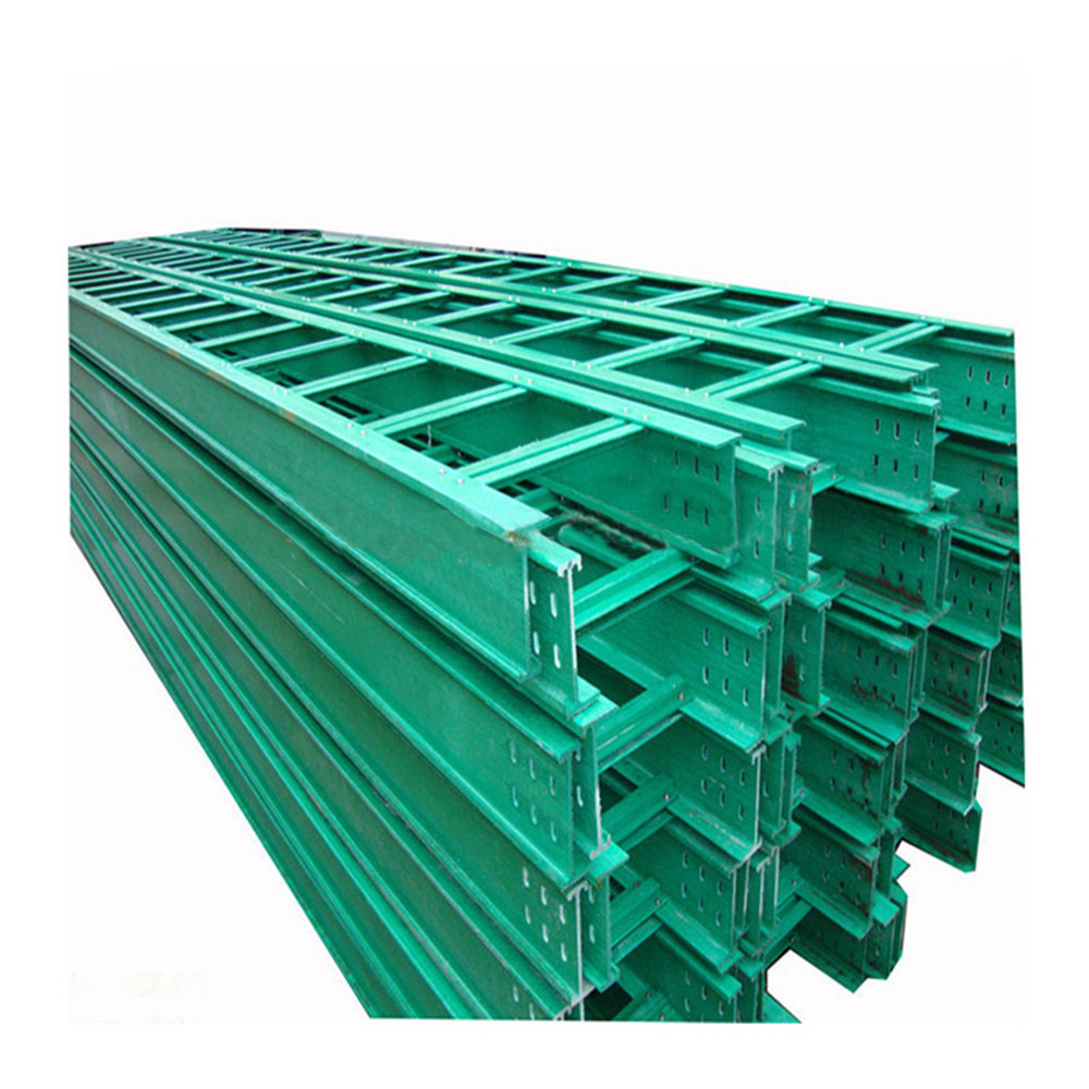 China FRP Composite Ladder Cable Trays Manufacturer - China Cable ...