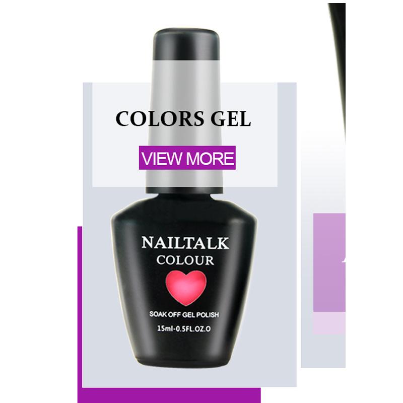 China Free Sample Wholesale Easy Soak off UV Gel Nail Polish - China ...