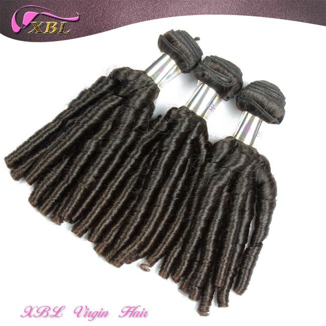 China Best Selling Hair Weave Virgin Brazilian Spiral Curl Hair