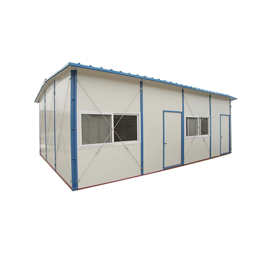[Hot Item] Prefabricated Building Ready Made Modular Movable House  Construction Companies