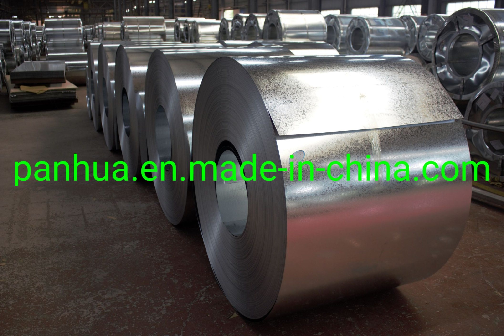 Low Price Cold Rolled Galvanizing Steel, Gi/Gl/PPGI/PPGL Coils pictures & photos