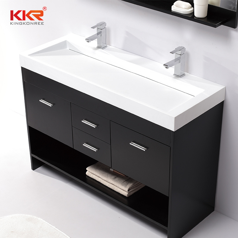China Solid Surface Sink Bathroom