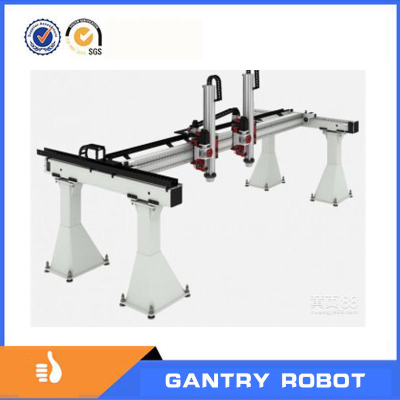 [Hot Item] Gantry Robot Truss Robot for CNC Lathe with High Stability