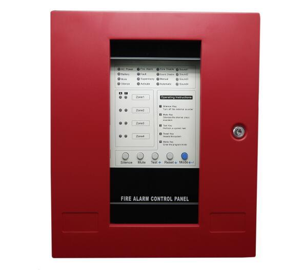 Fire Alarm System for Home Safety with Fire Conventional Fire Alarm Control Panel pictures & photos