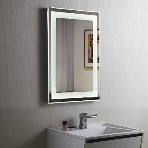 China Led Lighted Bathroom Mirror Beveled Edge China Mirror
