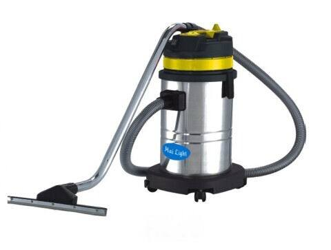 30L Stainless Steel Wet and Dry Vacuum Cleaner (HL30)