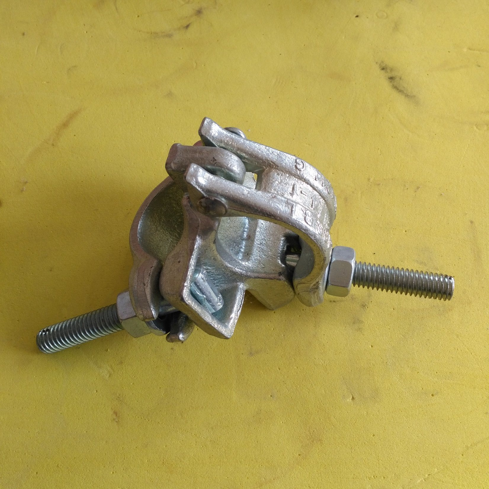 Scaffolding Drop Forged Swivel Double Coupler