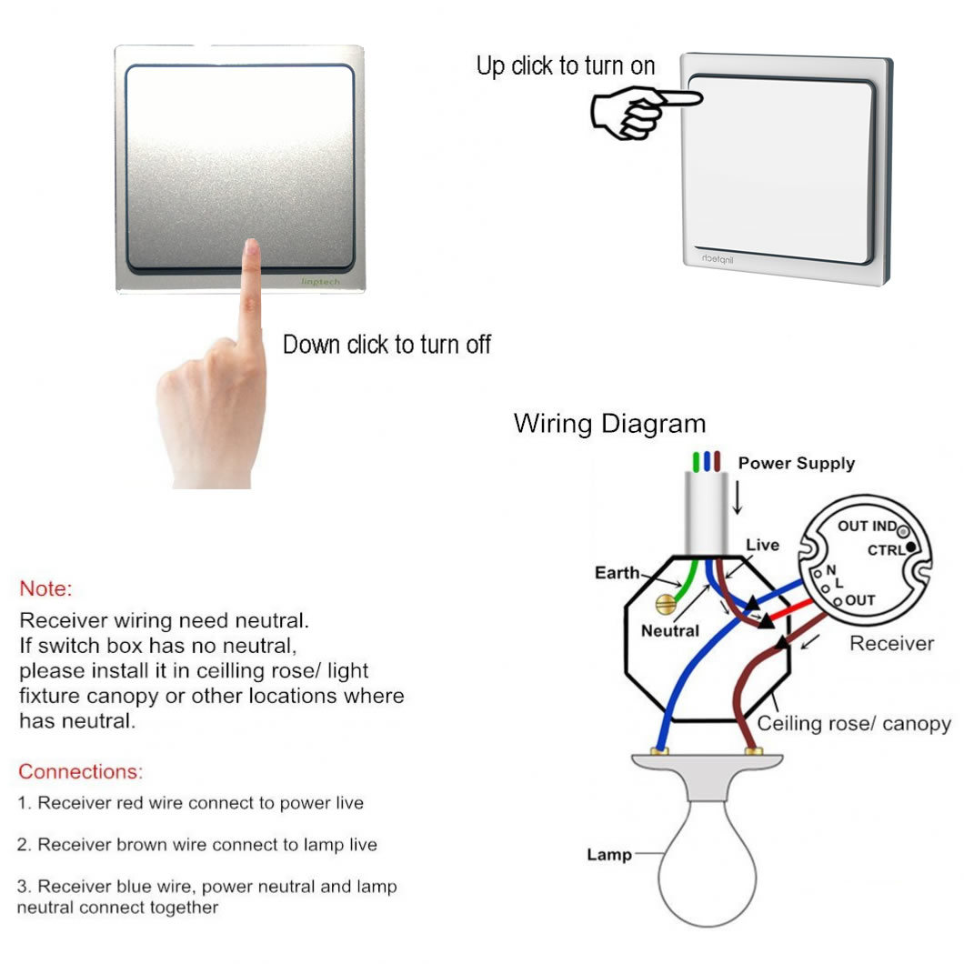 Perfect Red Wire In Light Switch Box Embellishment - Best Images for ...