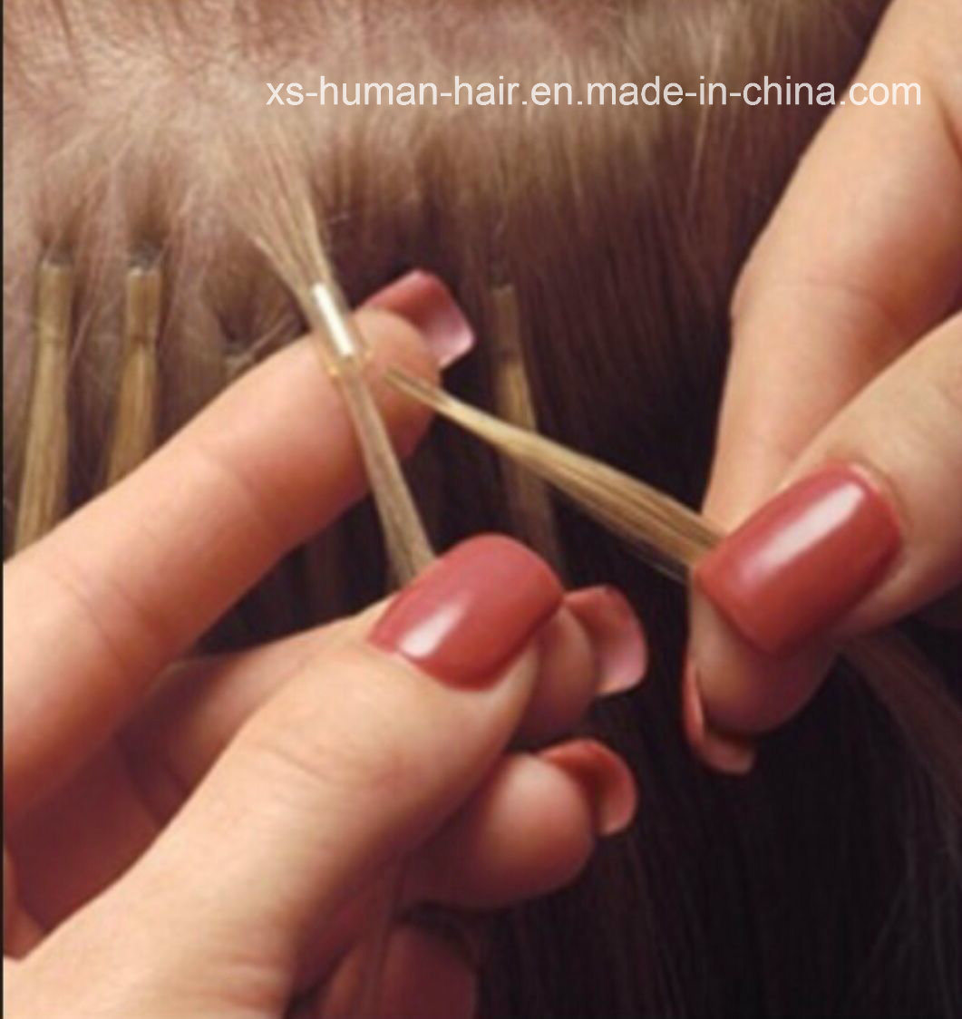 Hot Item Russian Remy Hair Mini Shrink Links Extensions