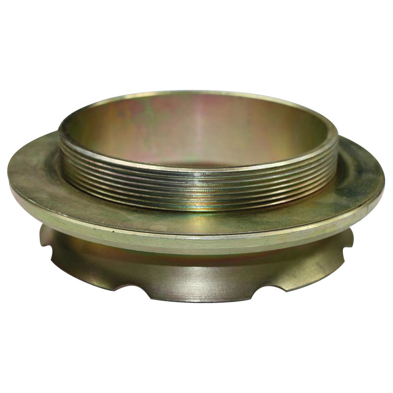 Color Zinc Plated OEM Stamped Metal Part