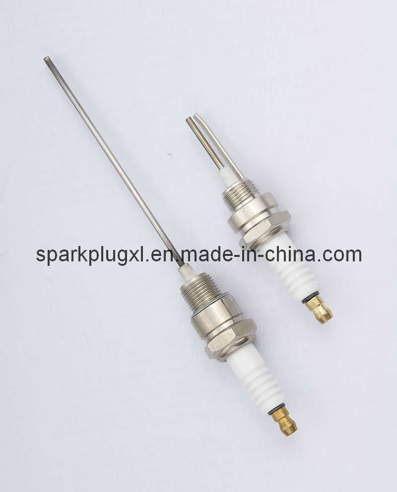 OEM Super Quality Nickel Coper Electrode Spark Plug for Exporting pictures & photos