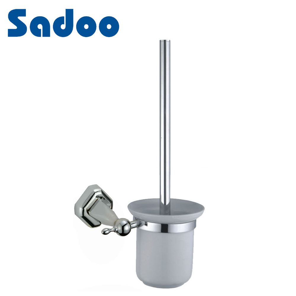 China Bathroom Accessories Stainless Steel Toilet Brush Holder ...