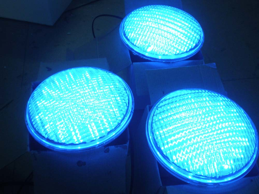 China Warm White/RGB Underwater LED Swimming Pool Lighting Light ...