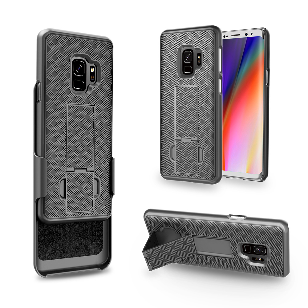 buy popular 02bf1 01338 [Hot Item] 2018 Amazon Hot Selling Hard PC Case for S9 Plus, for Samsung  Galaxy S9 Phone Case