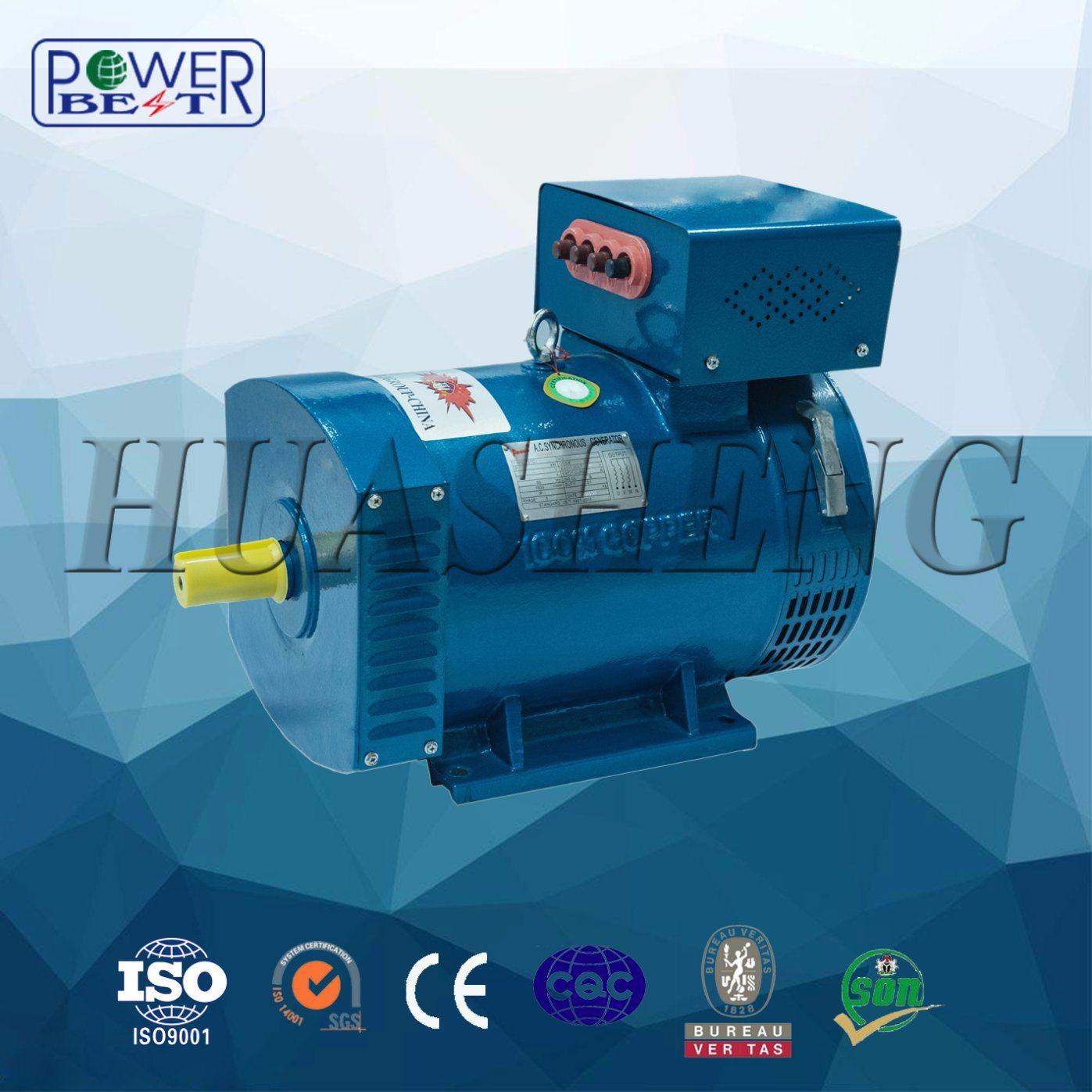China Stc 30kw 40kw 50kw Series Three Phase AC Synchronous Generator  Alternators Price - China Alternator, Brush Alternator