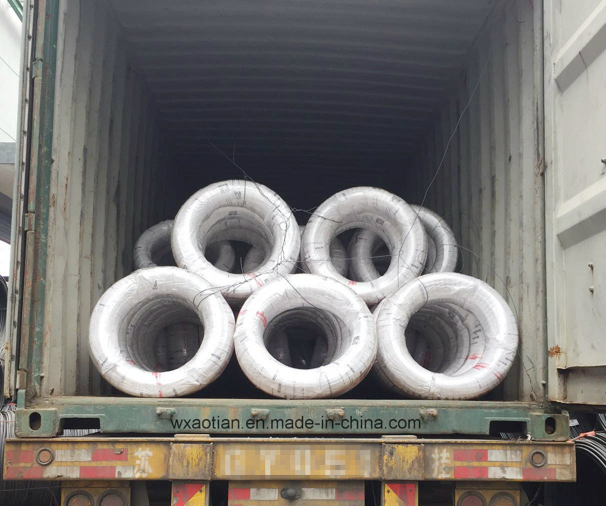 China Low Carbon Steel Wire (Swch18A) to Produce Rivets Photos ...