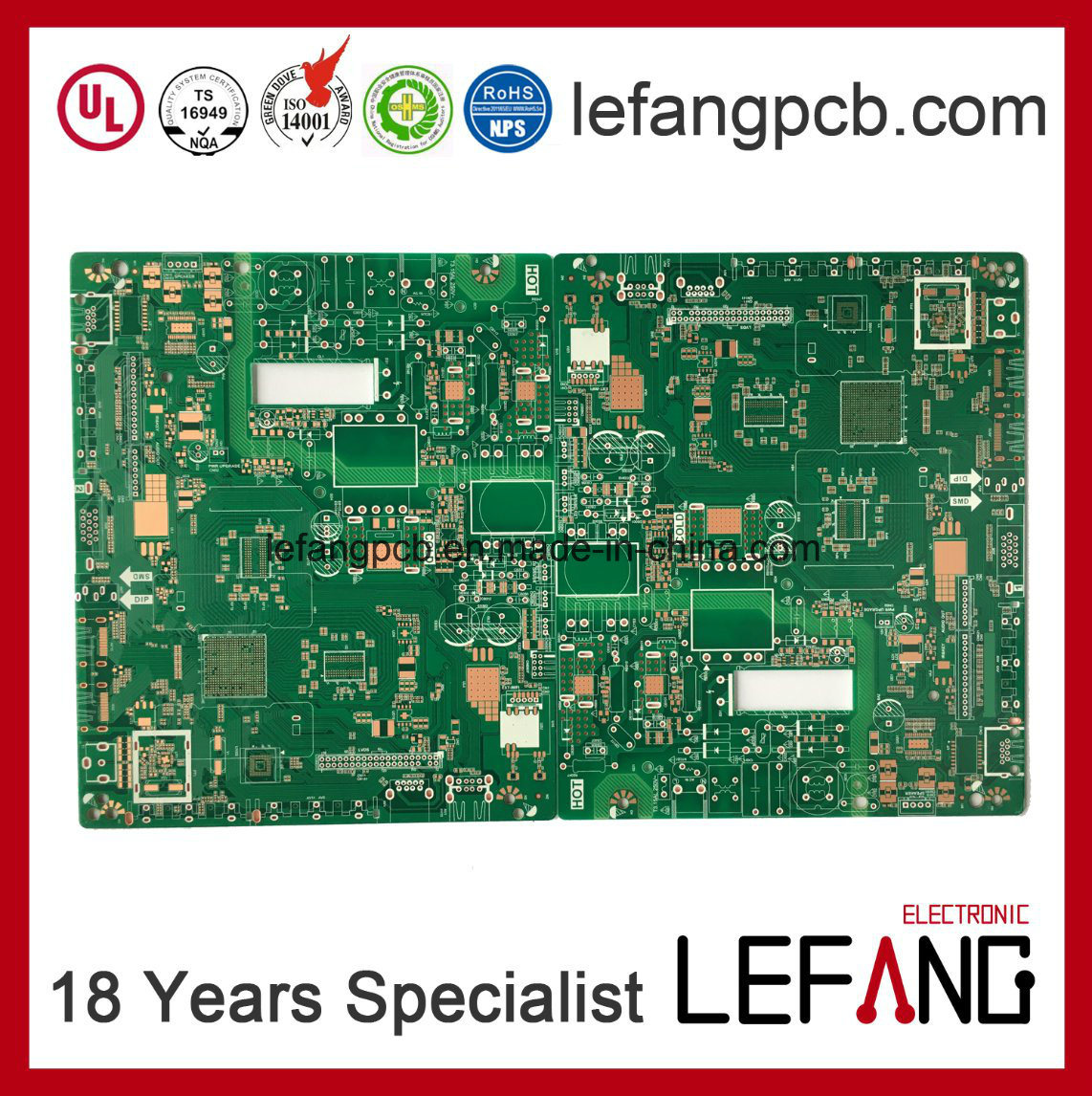 China Factory Price Pcb Integrated Circuit Photos Pictures Made Electronic