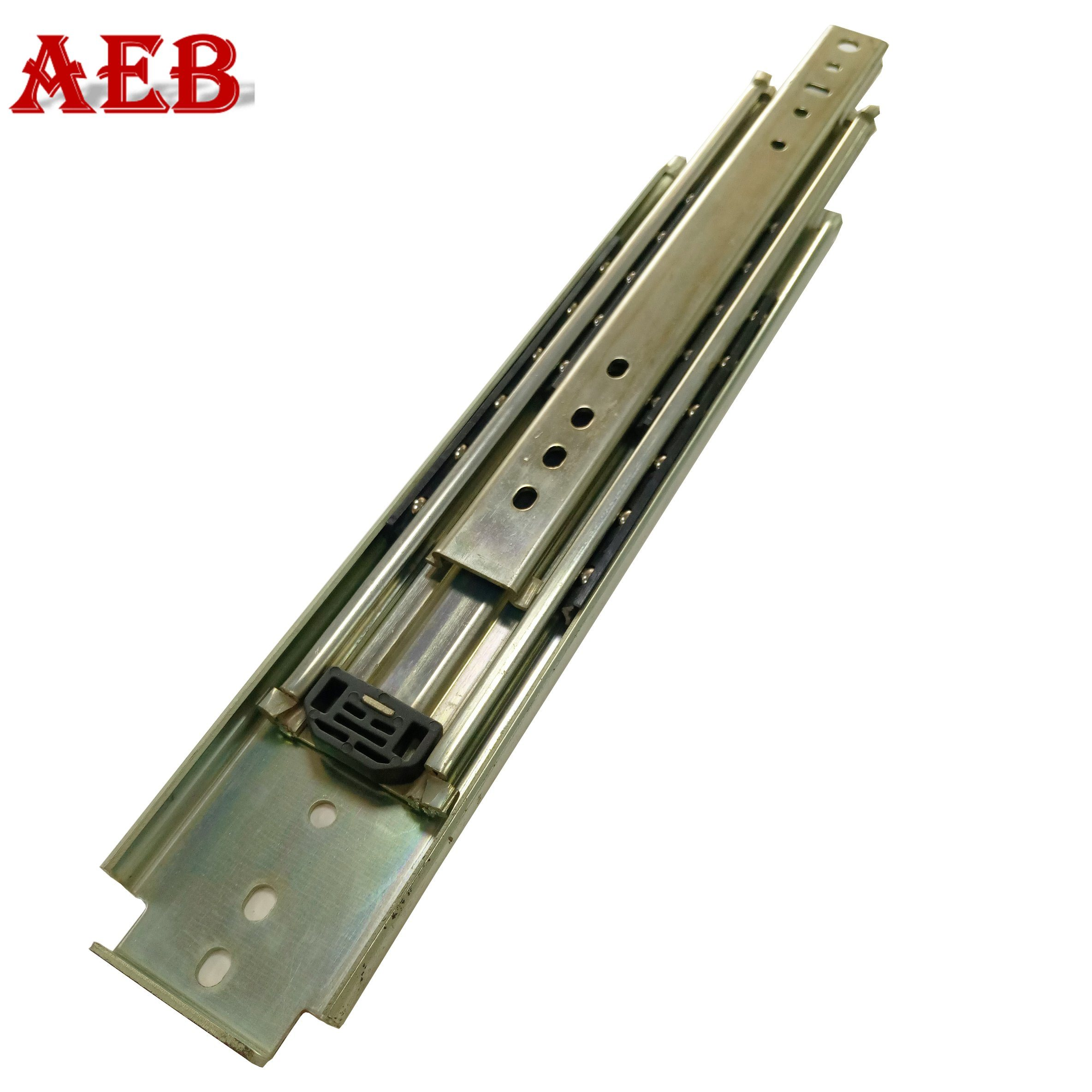 china industrial product bearing drawer linear material with slides gcrxynkeogwh extension full steel ball telescopic channel slide