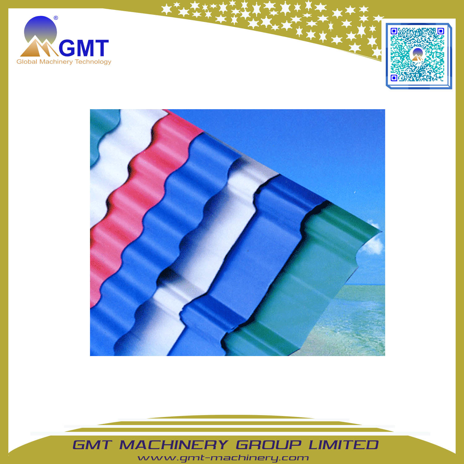China Durable PVC Corrugated Roof Sheet Tile Panel Plastic Extruder ...