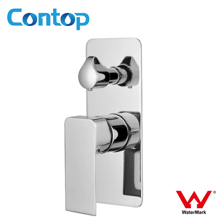 China Watermark Certification Dr Brass Shower Mixer with Divertor ...