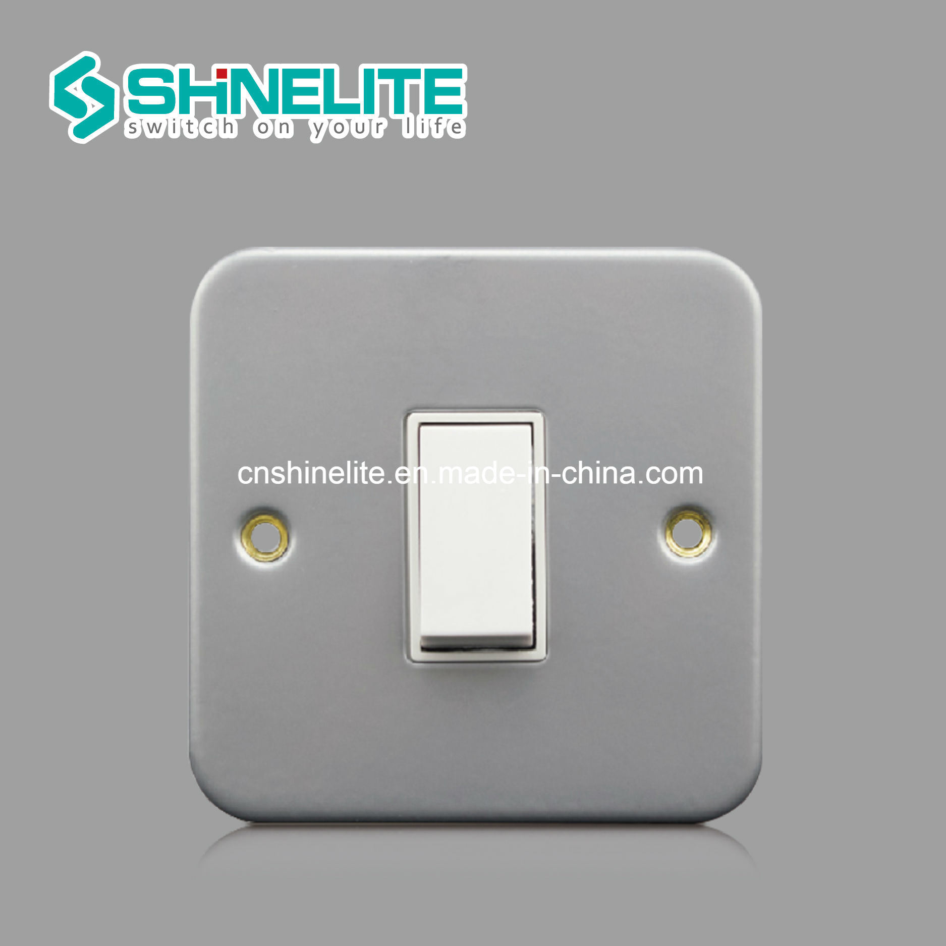 China Metal Clad Electric Switch 10A Switch of High Quality - China ...