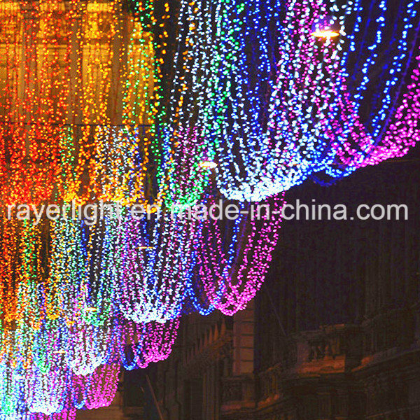 China Giant LED String Lights Commercial Christmas Decorations Outdoor Decoration - China String Lights, Commercial Christmas Lights