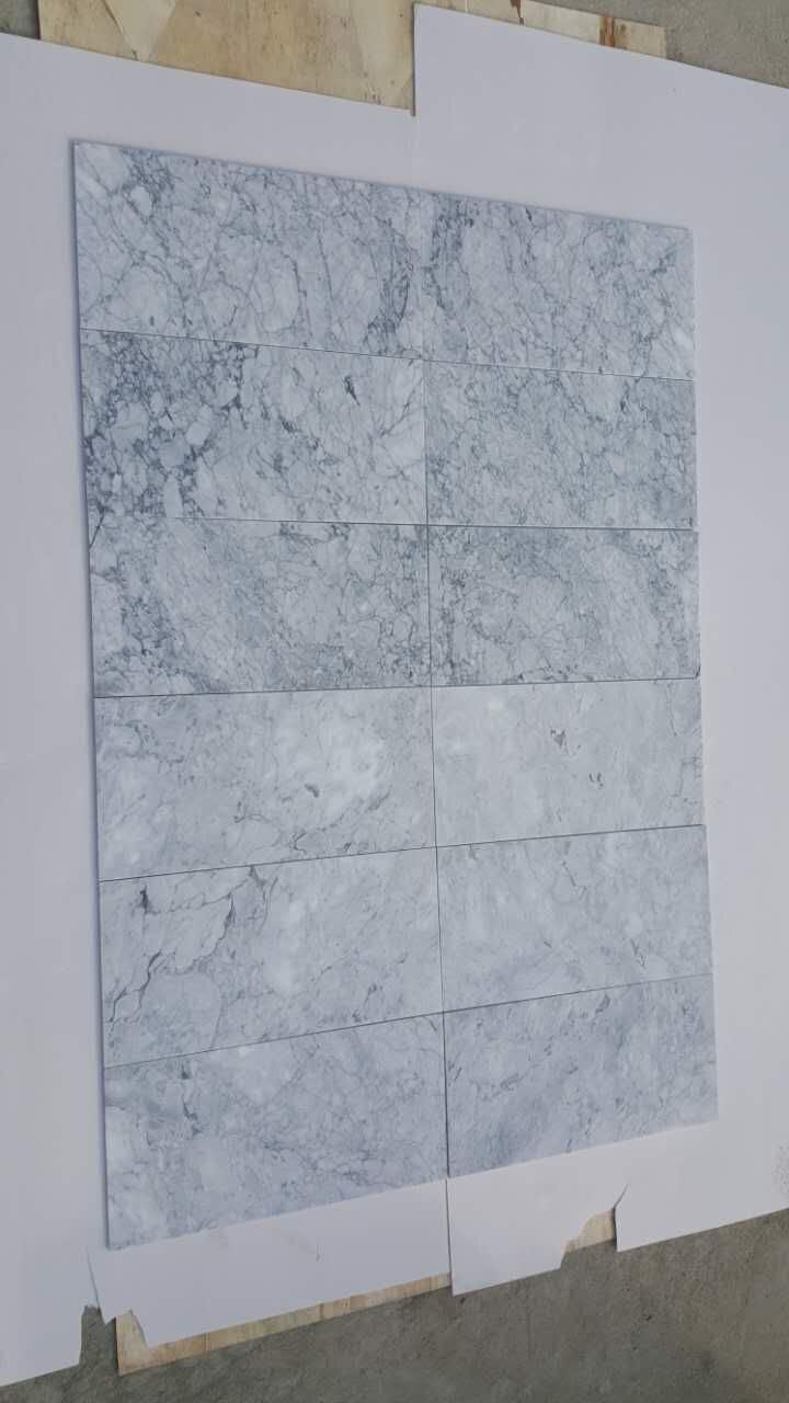 China New Product Roman Grey Marble Slabs/Tiles for Kitchen/Bathroom ...