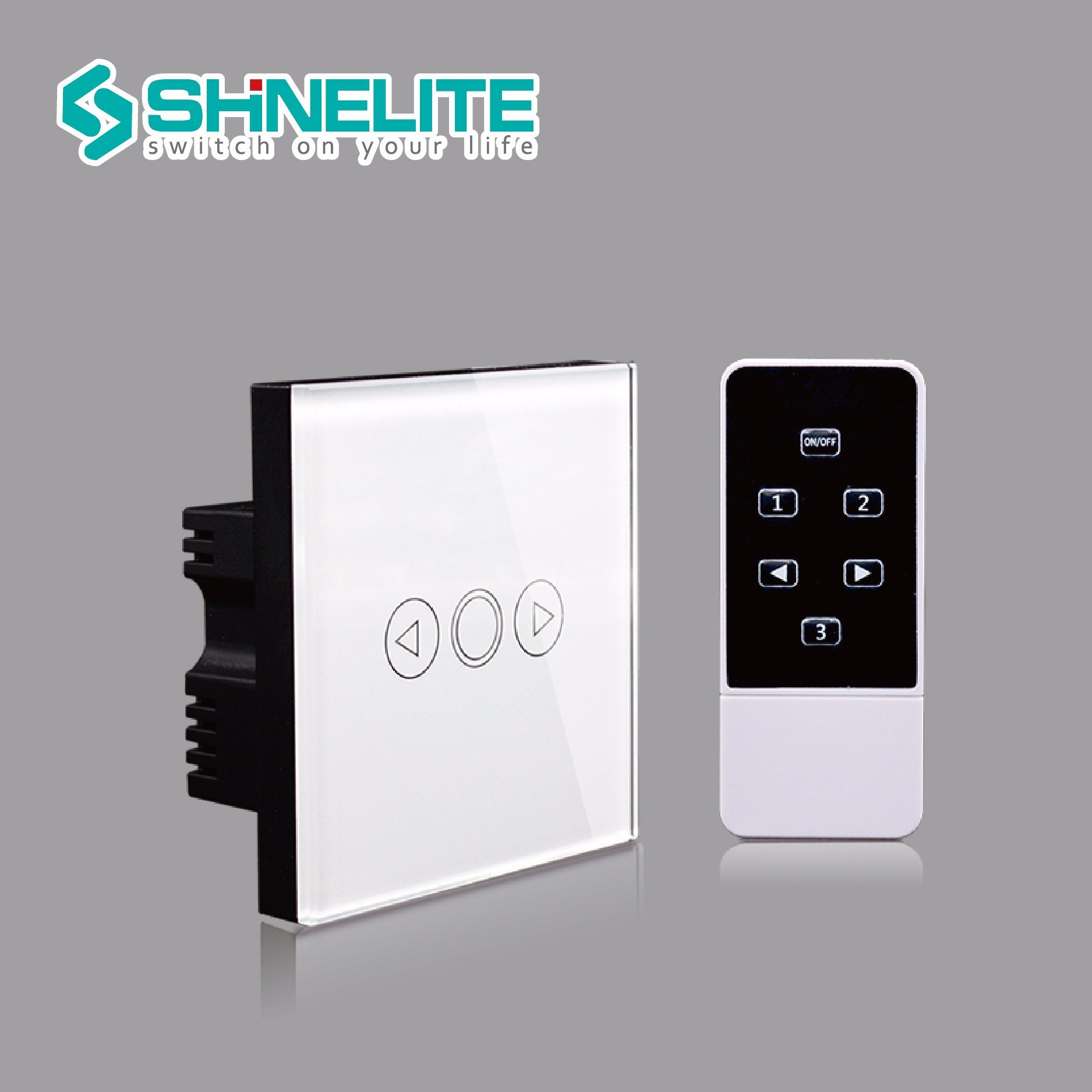 China Shinelite Types of Electrical Dimmer Switch with Remote One ...