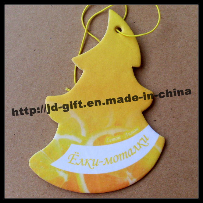 Novety Item: China Air Freshenr Car, Hanging Air Freshener for Wholesale,