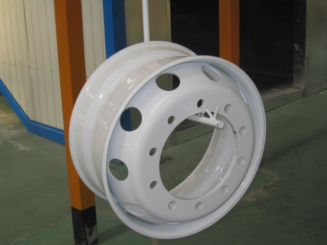 OEM Order Steel Wheel Rims 22.5x9.00 Size